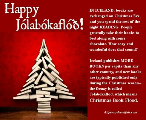Happy Jolabokaflod