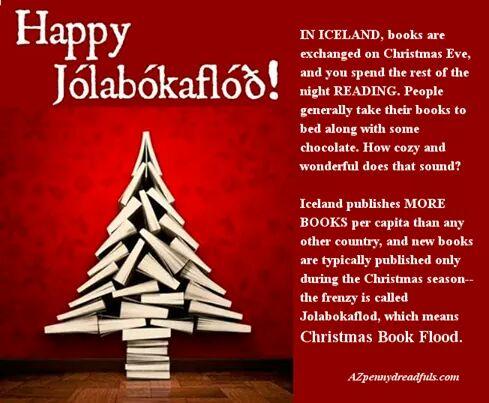 Happy Jolabokaflod