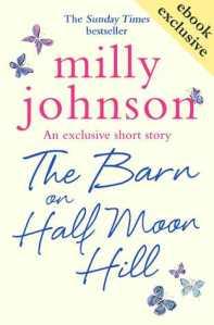 Barn on Half Moon Hill