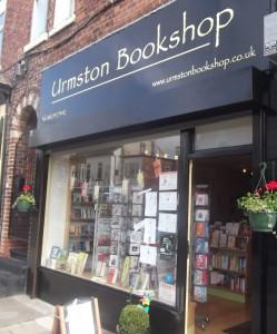 urmston bookshop