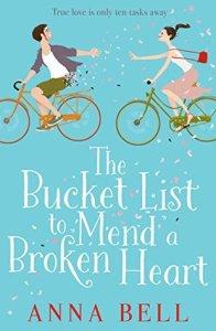 Bucket List to Mend a Broken Heart