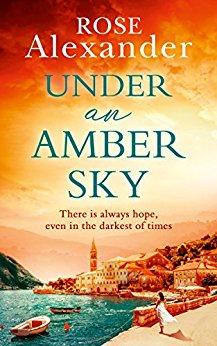 Under an Amber Sky