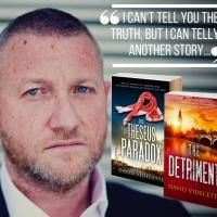 The Detriment by David Videcette - 4.5*s  @DavidVidecette