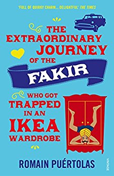 Fakir in an Ikea Wardrobe