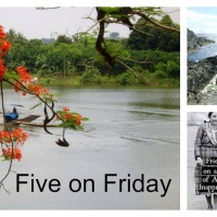Coming Soon to Jill's Book Cafe ... Five on Friday