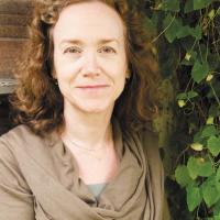 Five on Friday with Julia Claiborne Johnson  @JuliaClaiborneJ
