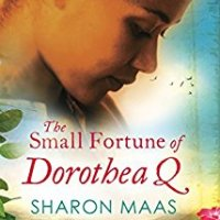 #ThrowbackThursday - The Small Fortune of Dorothea Q by Sharon Maas - 4*s  #review @sharon_maas