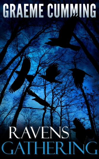 Ravens Gathering Cover