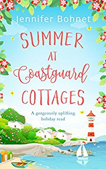 Summer at Coastguard Cottages