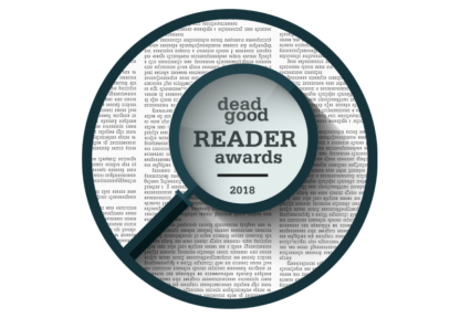 Dead Good Reader Awards
