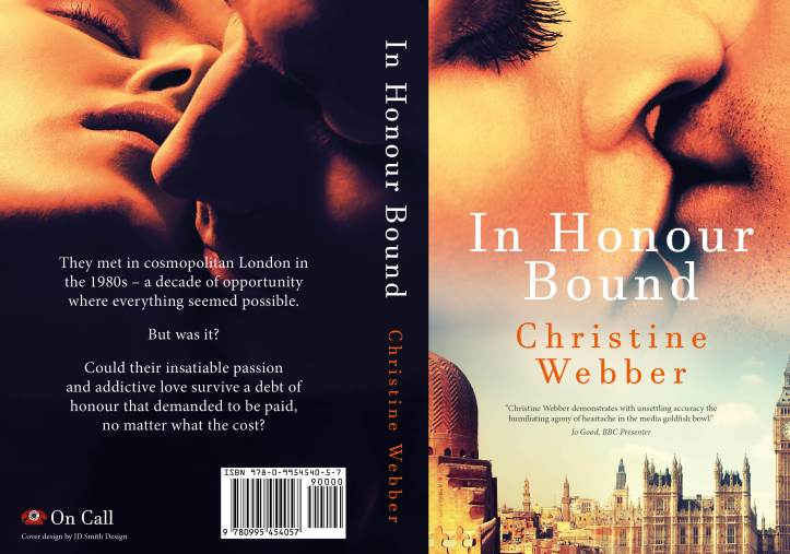 In Honour Bound Cover Paperback (002)