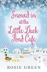 Snowed in at The Little Duck Pond Cafe