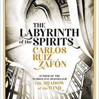 The Labyrinth of the Spirits by Carlos Ruiz Zafon #review