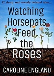 watching horsepats feed the roses