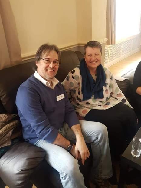 Blogger meet up Stoke