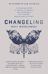 Changeling (Six Stories Book 3)