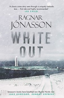 Whiteout (Dark Iceland Book 5)