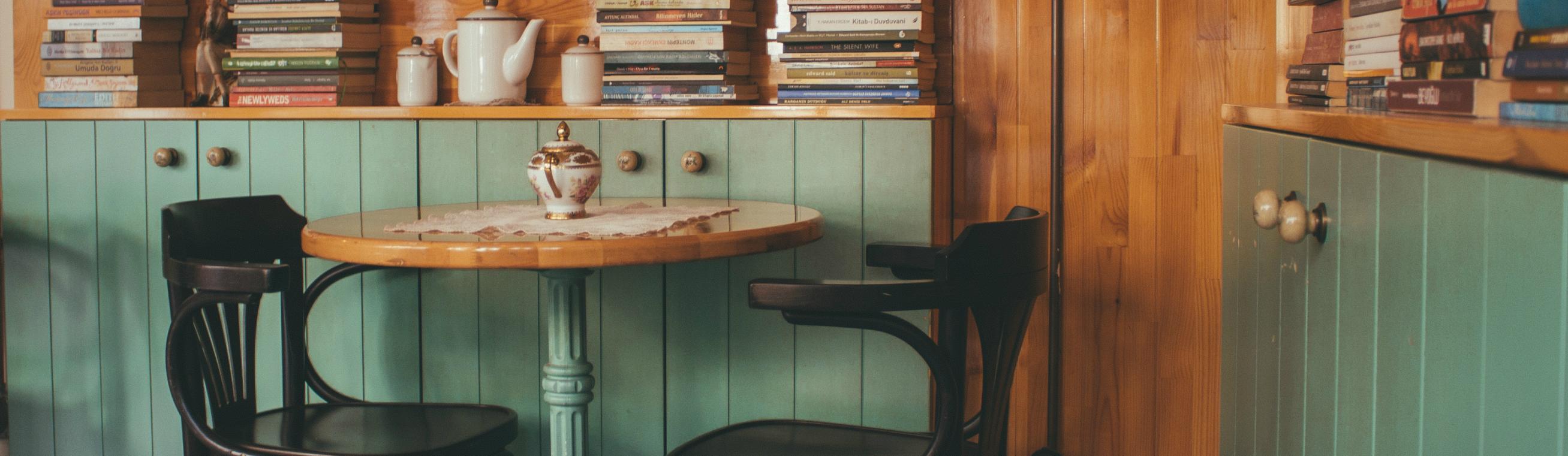Jill's Book Cafe