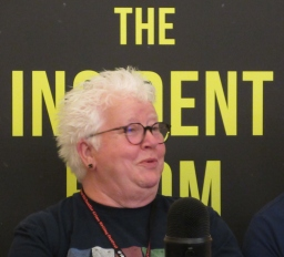 Val McDermid Harrogate 2019