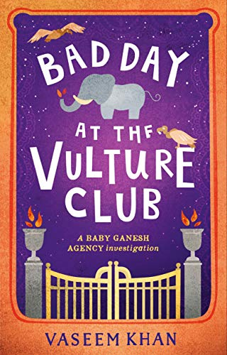 Bad Day at the Vulture Club