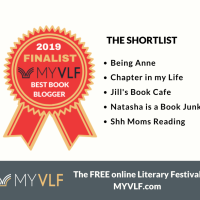 MYVLF 2019 Book Blogger Awards @MyVLF #BookBloggers #BookBloggerAwards #Virtual LiteraryFestival