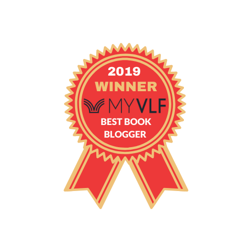 My VLF Best Book Blogger 2019