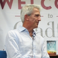 Five on Friday with Patrick Gale @PNovelistGale #FiveonFriday