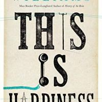 Mini reviews : This is Happiness by Niall Williams; The Girls from See Saw Lane by Sandy Taylor and The Lighterman by Simon Michael  (@cbreenwilliams, @SandyTaylorAuth, @simonmichaeluk) #bookreviews