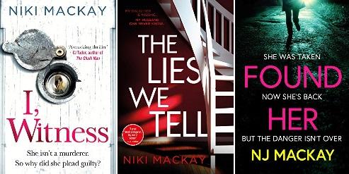 Niki's books